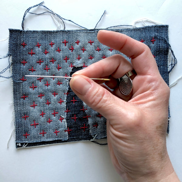 Sashiko Long Mending Needles