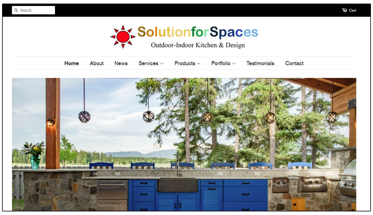 Solution for Spaces