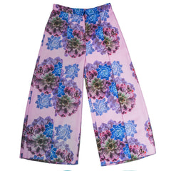 Pink/Lilac Echreveria Pants