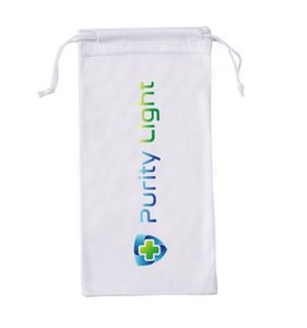 Purity Light UVC Sanitation Light protective glasses case