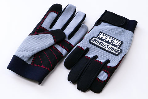 HKS MOTORSPORT MECHANIC GLOVE 2021