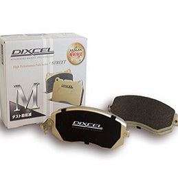 DIXCEL FRONT BRAKE PAD HARRIER
