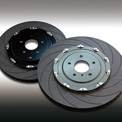 DIXCEL FS 2 PIECE DISC ROTOR (LH) (FOR AP RACING)