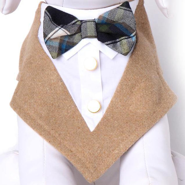 Brosnan Bow Tie Formal Bandana
