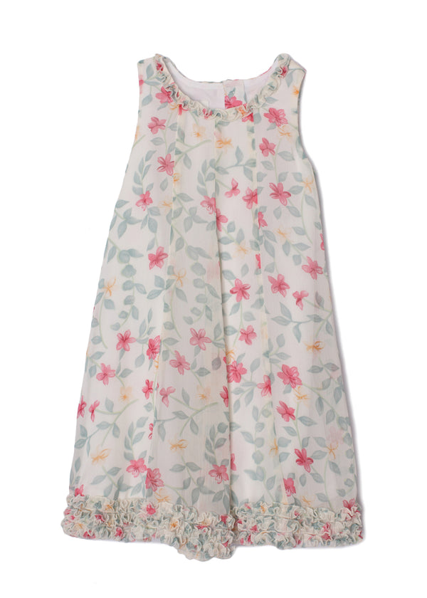 Spring Blossom Little Girl Dress