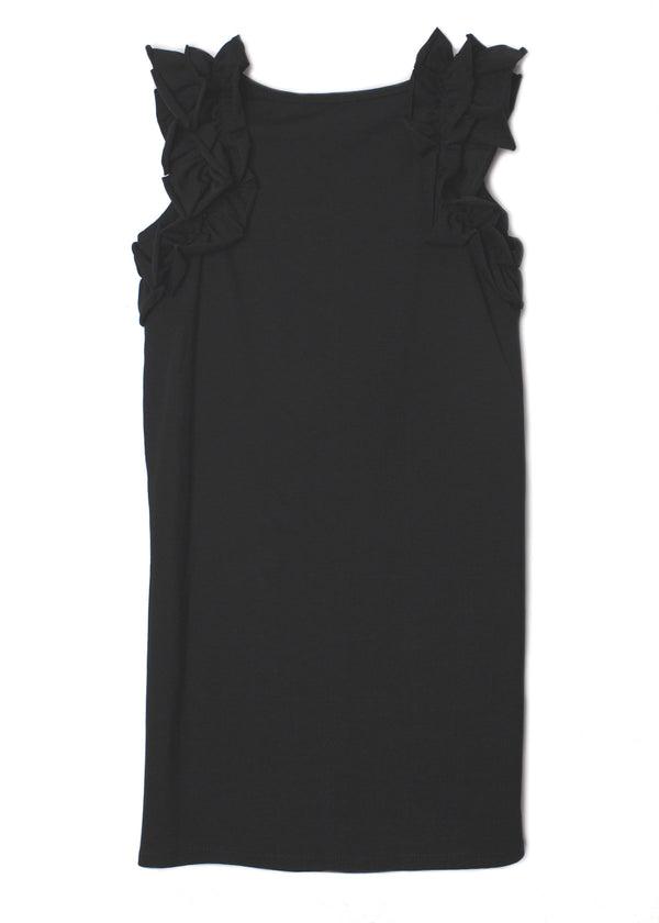 Sunny Smile Dress in Black