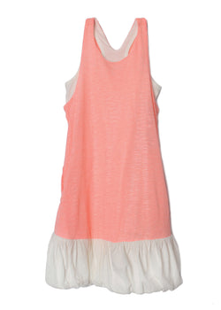 Pearlette Coral Dress