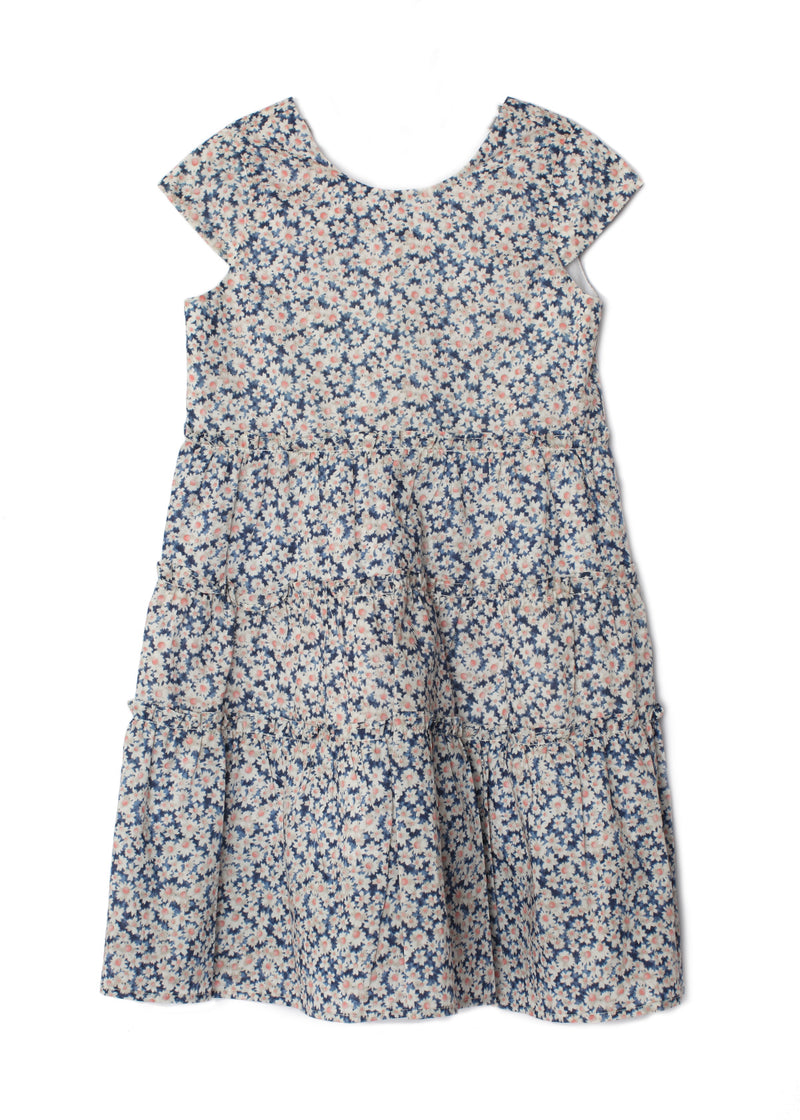 Bloom in Your Heart Woven Dress