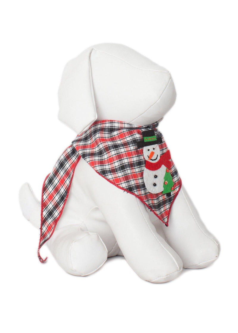 Frosty The Snowman Christmas Bandana