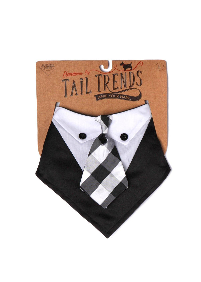 Spectre Neck Tie Formal Bandana