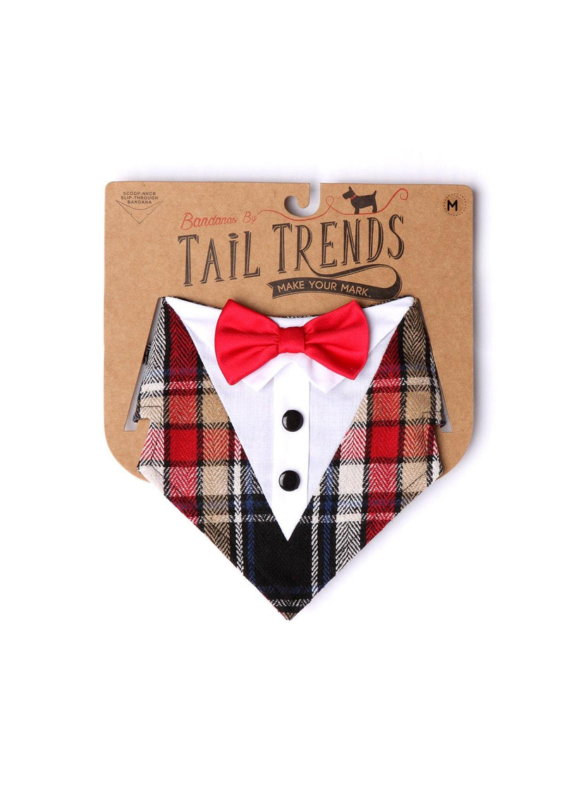 Tubbs Bow Tie Formal Bandana