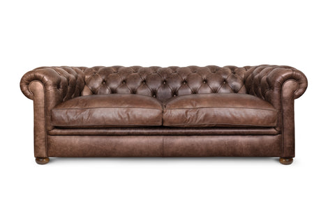 comfortable Chesterfield