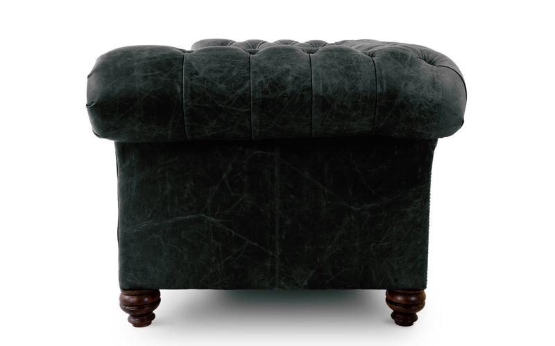 Florence Vintage Leather Chesterfield