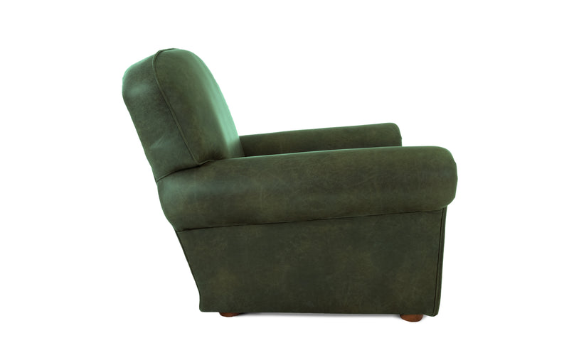 Jemima Vintage Leather Club Chair