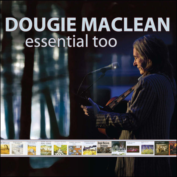 Dougie MacLean - Essential Too (double disc)