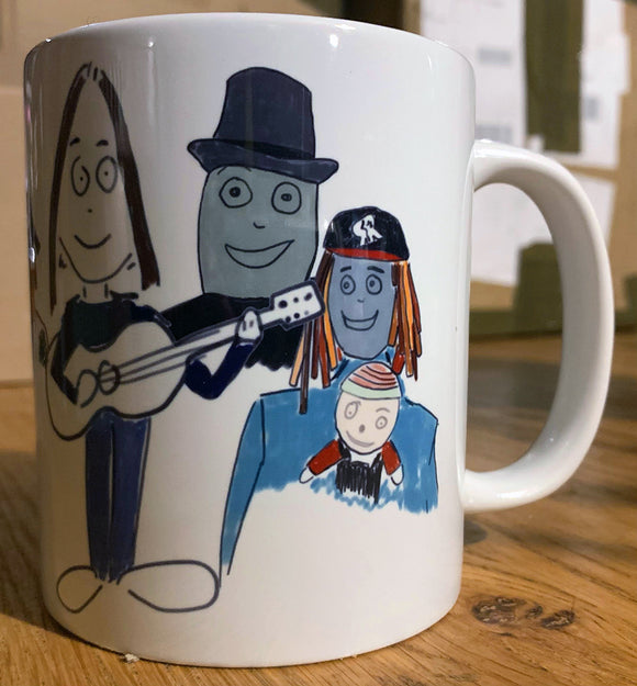 Tattieface Mug