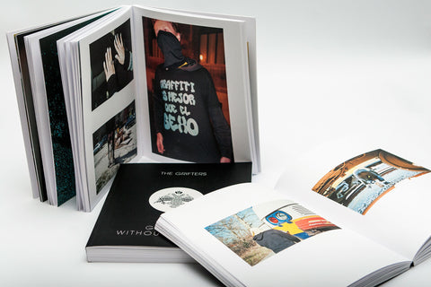 GRAFFITI WITHOUT GRAFFITI BOOK THE GRIFTERS COLLECTIVE COLLECTOR EDITION