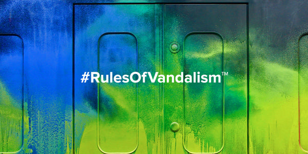 Rules Of Vandalism - Social Discussion winners by MOSES & TAPS™, Montana Cans & The Griftes. Anounced