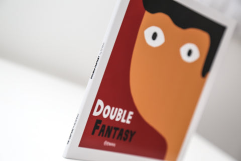 Double Fantasy - Book by Eewan - The Grifters Publishing