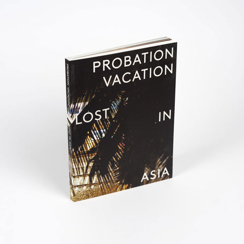 UTAH ETHER BOOK GRAFFITI ASIA PROBATION VACATION THE GRIFTERS PUBLISHING SHOP