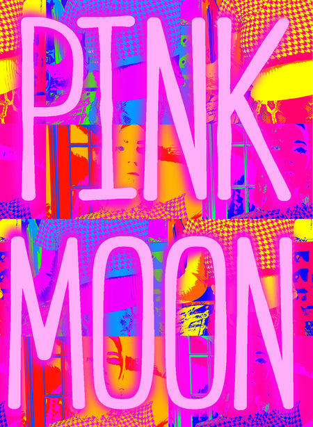 Pink Moon Label