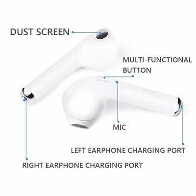 Marque 2 Ultralight Wireless Bluetooth Headset - 5 Hour 500,000 Customer Celebration