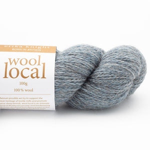Erika Knight Wool Local - Bennett Pale Blue