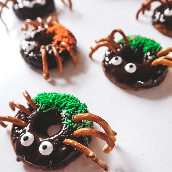Halloween Treats - 3 x recipes for you to make this Halloween 🎃
