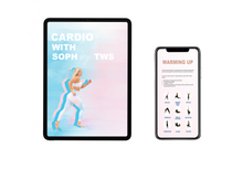 Load image into Gallery viewer, Cardio with Soph | eBook