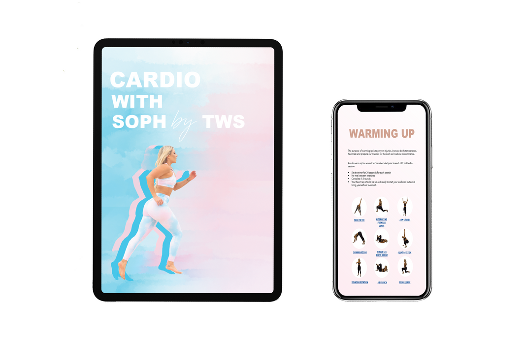 Cardio with Soph | eBook
