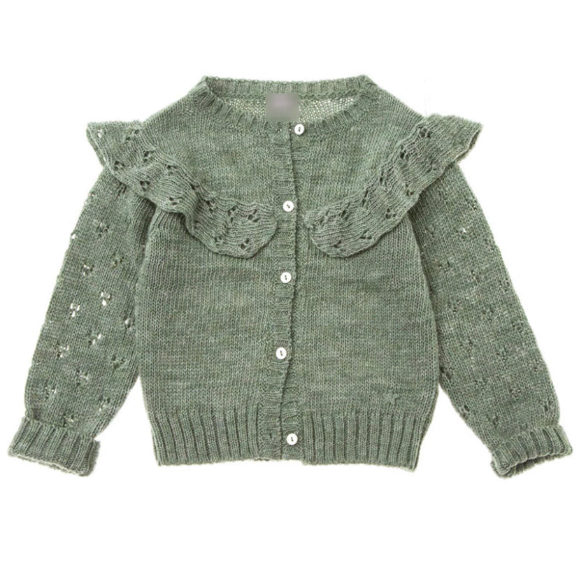Chaleco Vintage girl. www.bombukids.cl