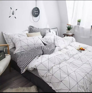 Set de Cama Geometric