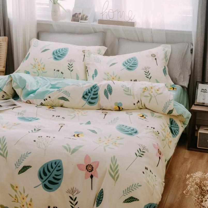 Set de Cama Holiday Flower