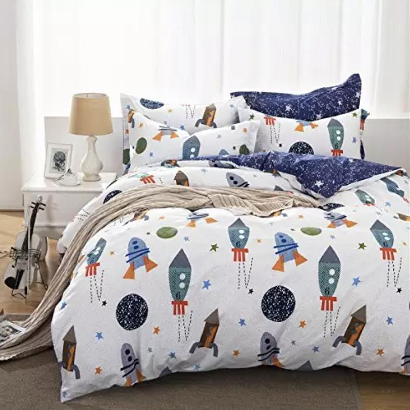 Set de Cama Rocket Bed