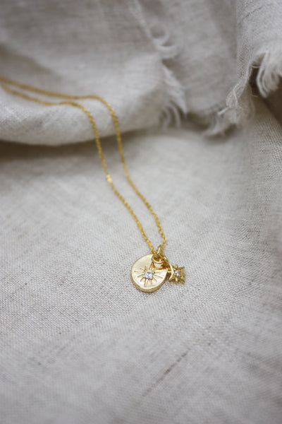 Moon & Me Necklace