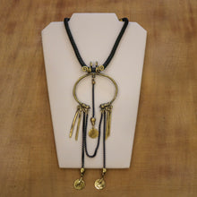 Load image into Gallery viewer, SERAGLIO Bronze Shackle Necklace - on white background