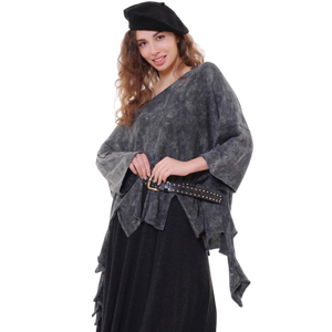 BOHEMIAN FASHIONS Wild Lounge Jumper - charcoal