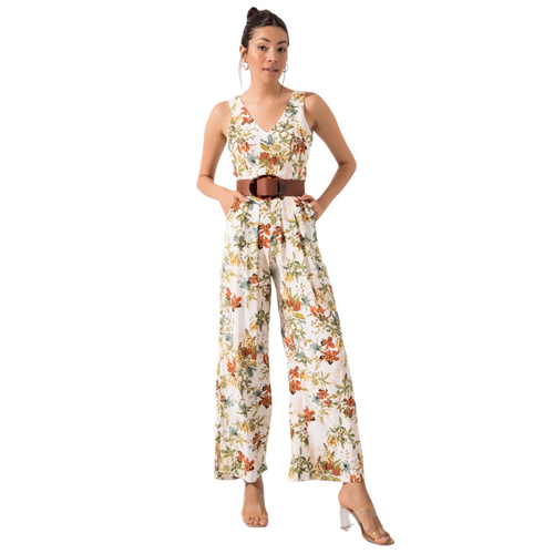 BSL Open Back Jumpsuit
