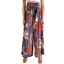 Load image into Gallery viewer, BSL Wide Leg Trousers - navy
