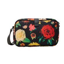 Load image into Gallery viewer, DESIGUAL Floral Sling Bag - back view