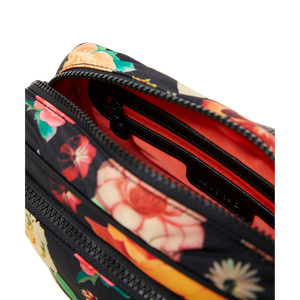 DESIGUAL Floral Sling Bag - inner compartment