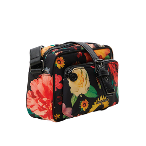DESIGUAL Floral Sling Bag - side view