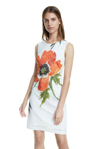 DESIGUAL Mini Flower Dress