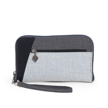 Load image into Gallery viewer, JAK'S Wallet Purse - grey
