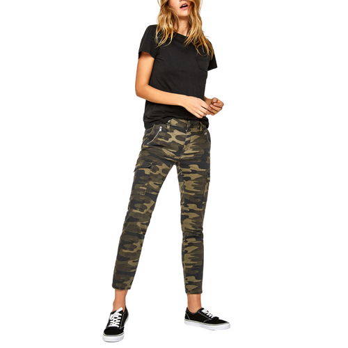 MAVI Juliette Military Camo