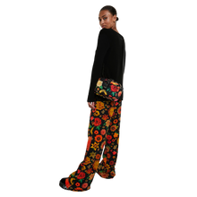 Load image into Gallery viewer, Model wearing DESIGUAL Floral Sling Bag