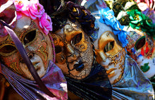 Load image into Gallery viewer, Venetian Masquerade by Brad Thomas