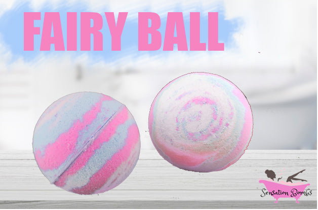 Fairy Ball Bath Bomb