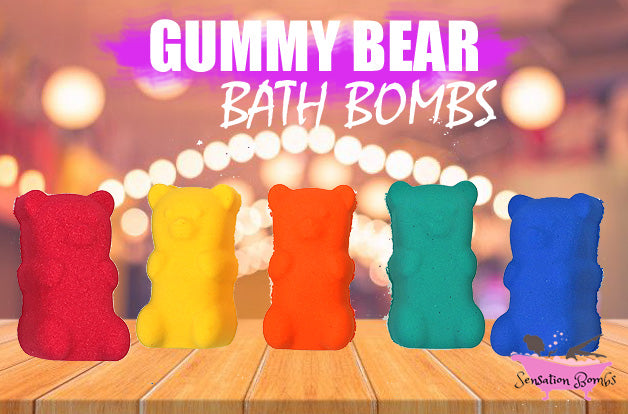 Gummy Bear - Bath Bomb