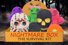 Load image into Gallery viewer, Nightmare Box: The Survival Kit - Halloween Bath Bombs